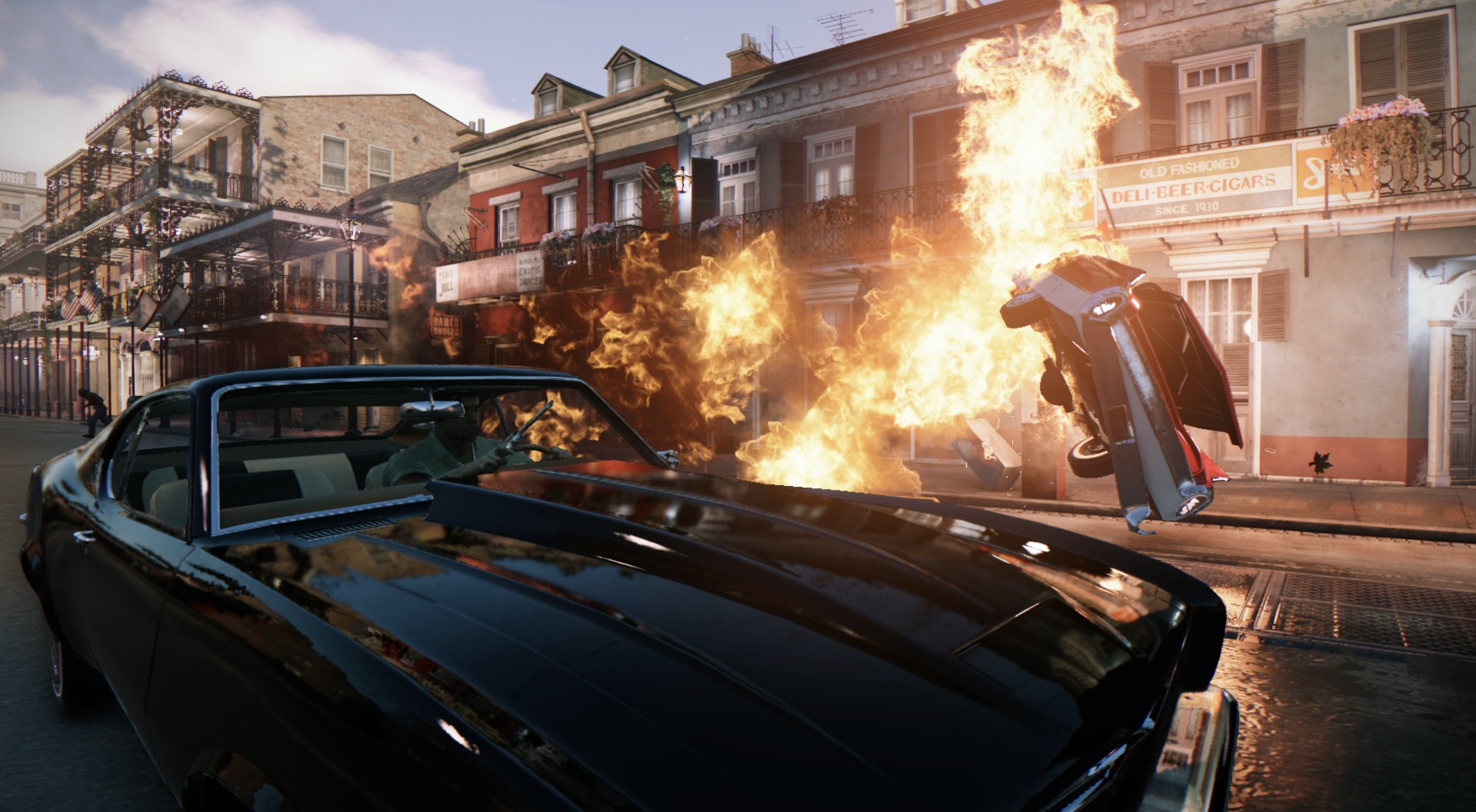 Mafia 3 III (STEAM Gift RU + CIS)