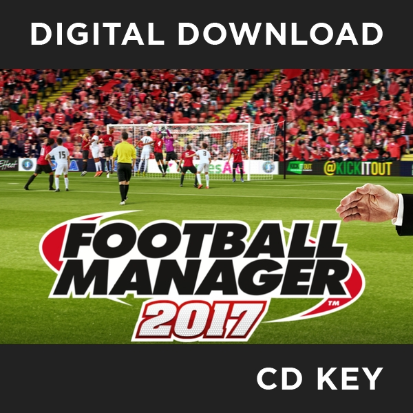 Football Manager 2017 + Touch (Steam Ключ RU + СНГ)