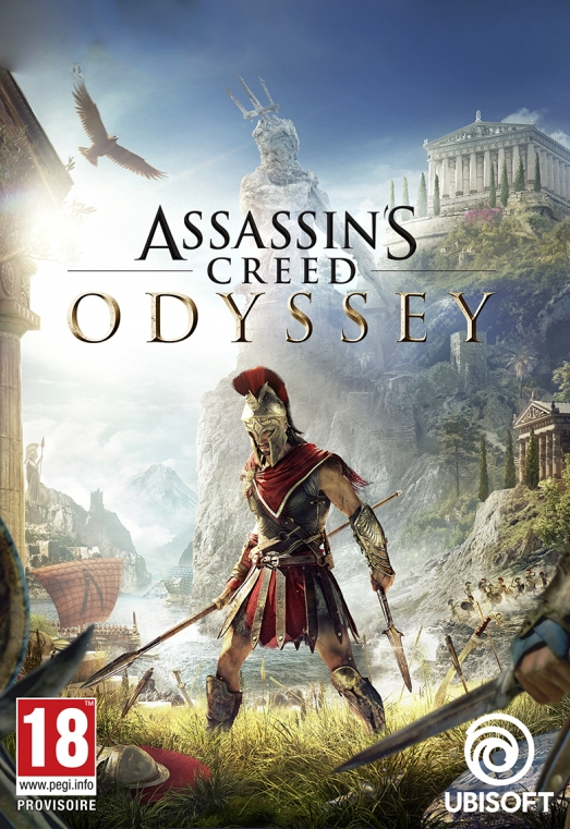 Assassin's Creed Odyssey Standard (Steam Gift RU)