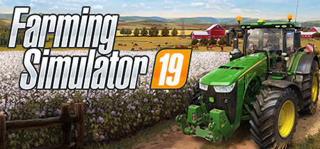 Farming Simulator 19 (Steam Gift RU)