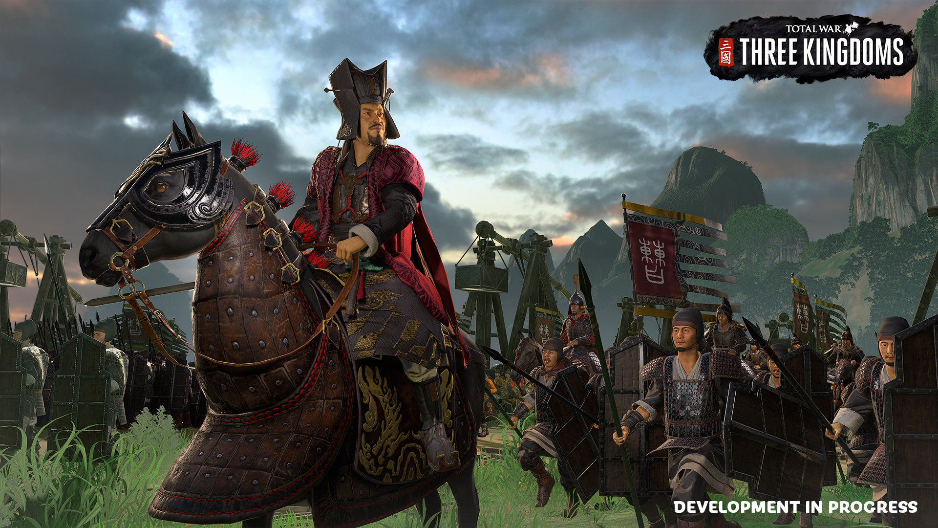 Total War: THREE KINGDOMS (Steam Gift RU)