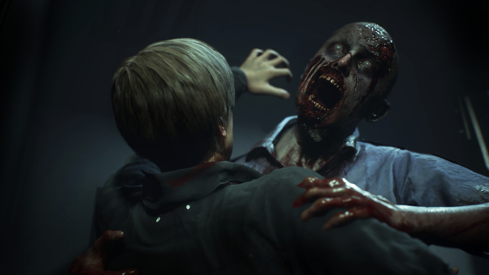 RESIDENT EVIL 2 BIOHAZARD RE:2 Standard (STEAM GIFT RU)