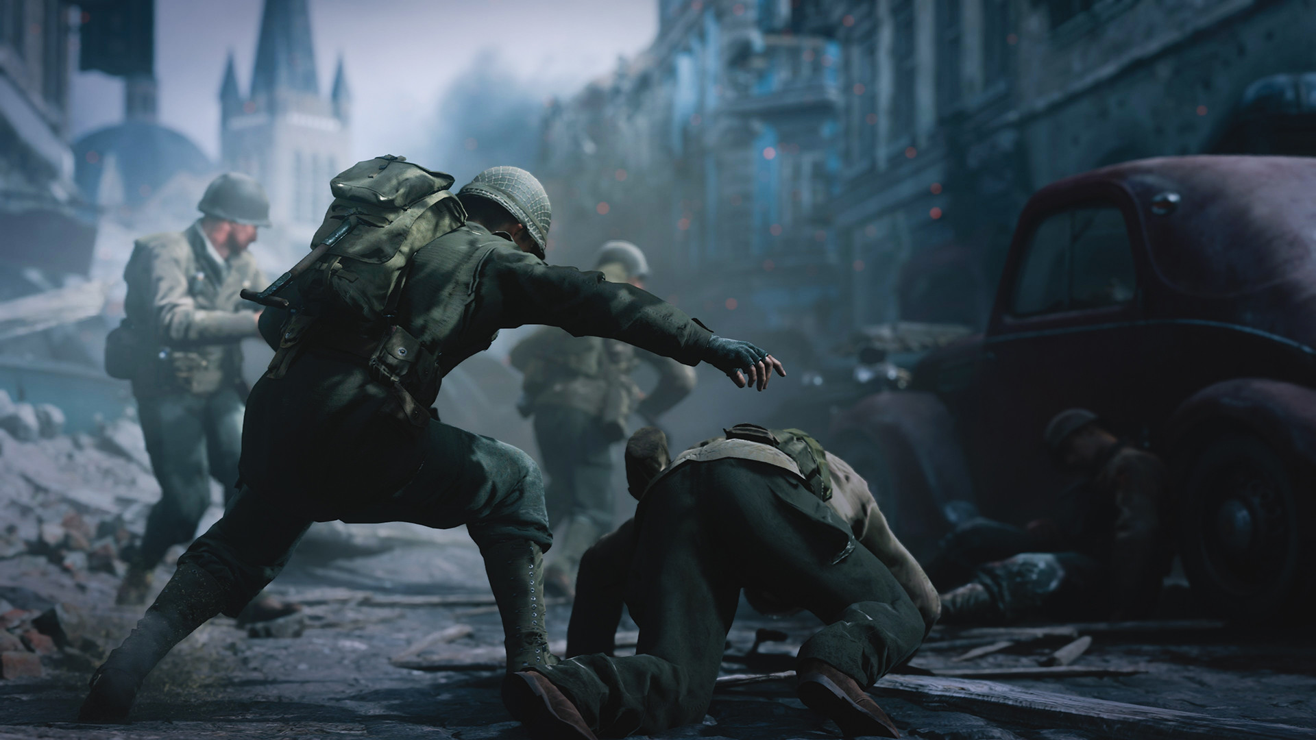 Call of Duty: WWII (Stean Gift RU)