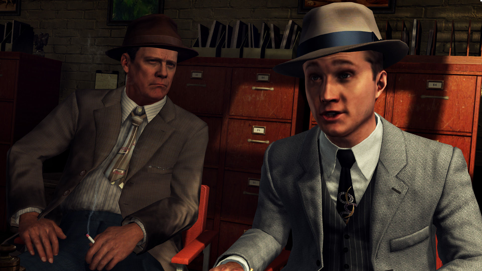 L.A. Noire: The Complete Edition (Steam Region Free)