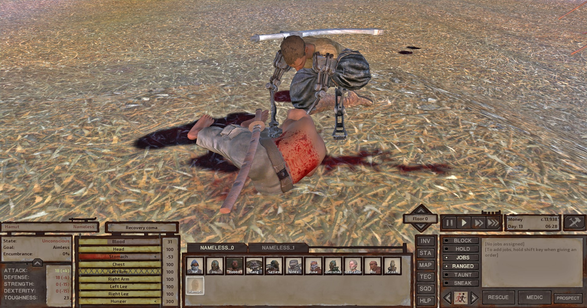 Kenshi (Steam Gift RU)