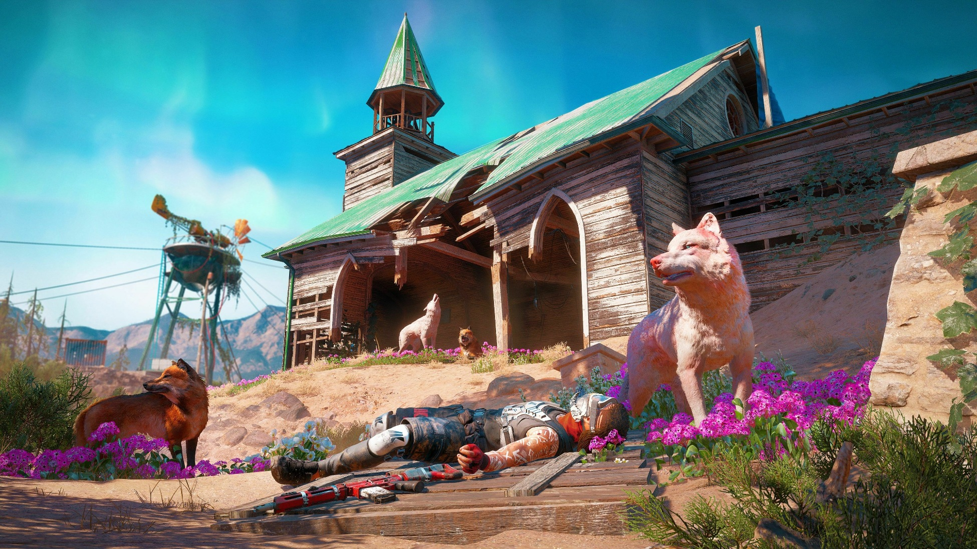Far Cry New Dawn Standard (Steam Gift RU)