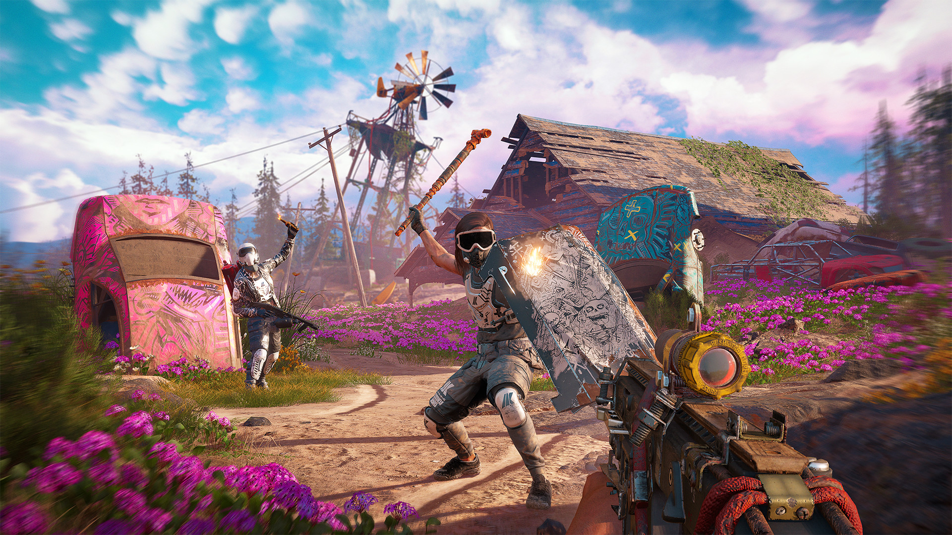 Far Cry New Dawn - Deluxe Edition (Steam Gift RU)
