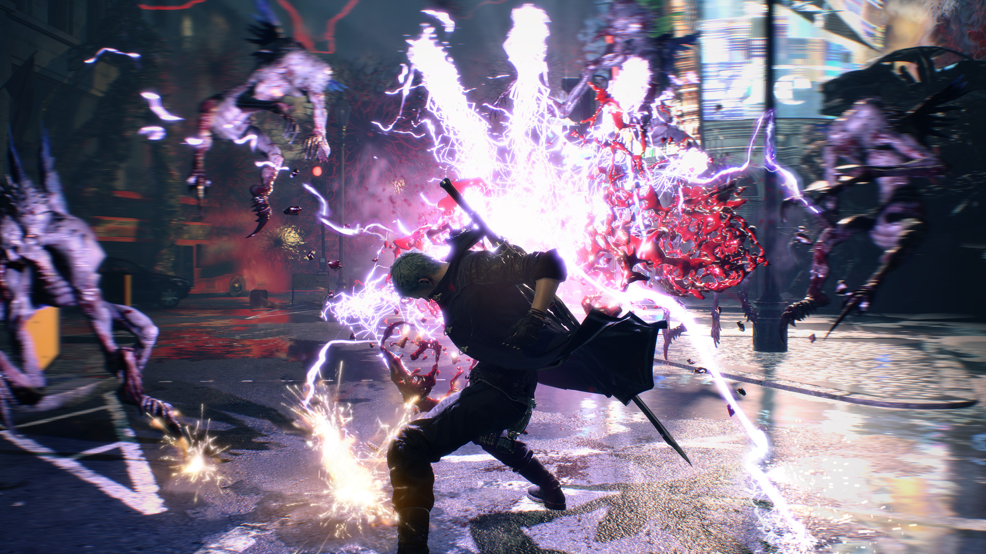 Devil May Cry 5 Standard / DELUX (Steam Gift RU)