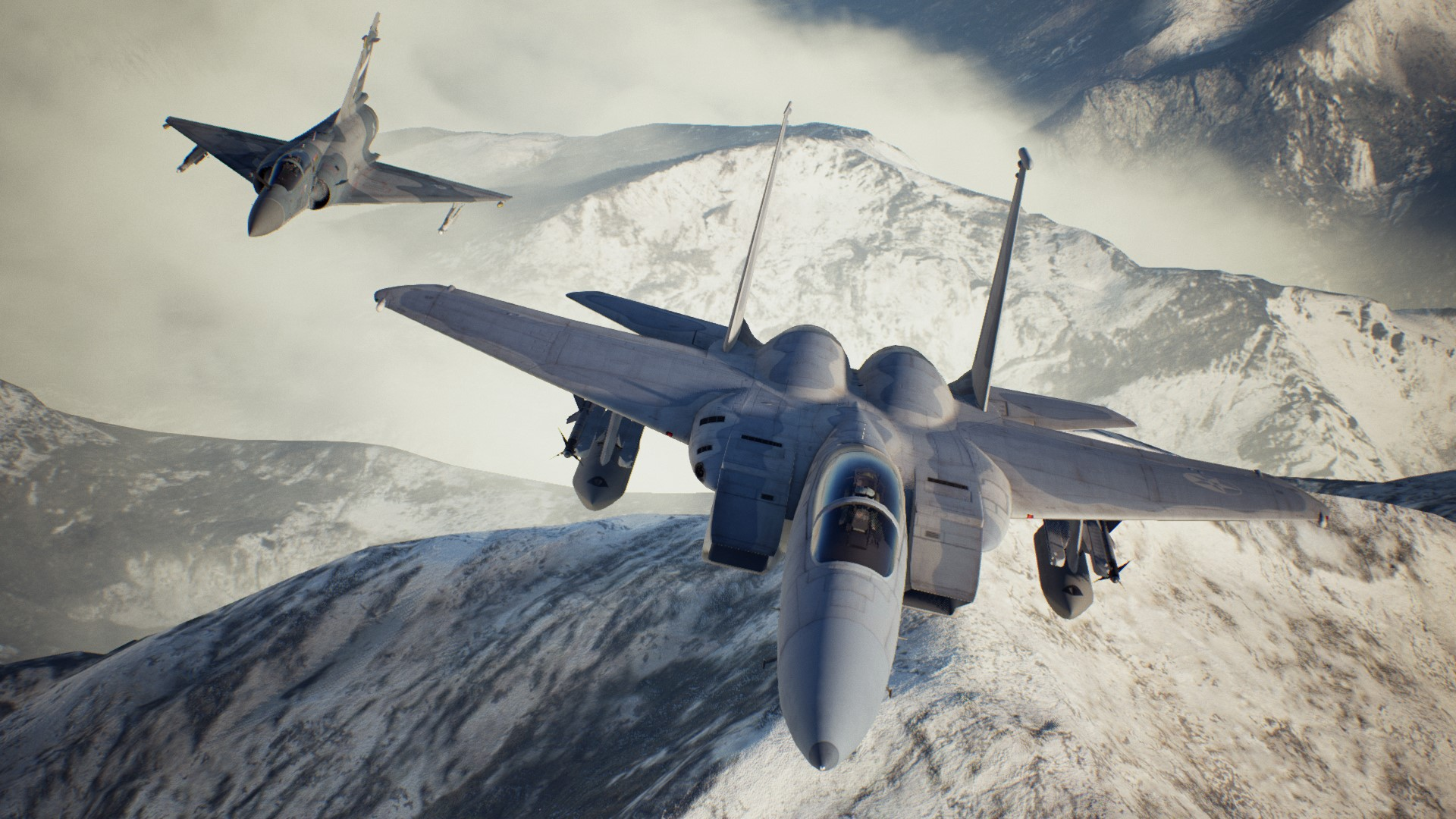 ACE COMBAT 7: SKIES UNKNOWN (STEAM GIFT RU)