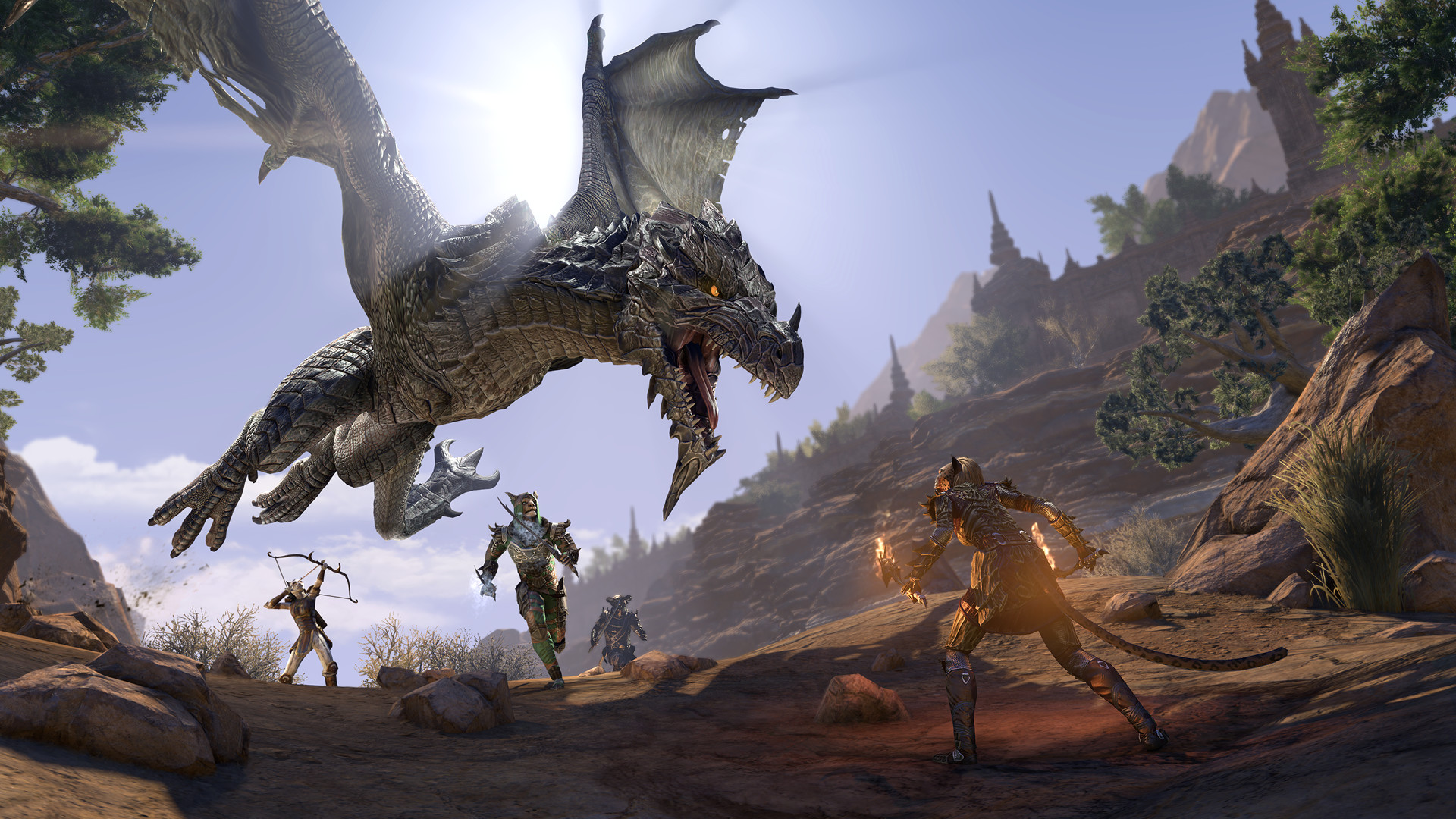 The Elder Scrolls Online - Elsweyr Upgrade (Steam RU)