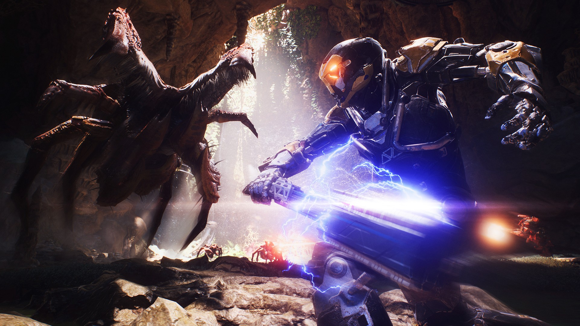 Anthem (Origin Nvidia Key / Region Free / 2060/2070) 2019