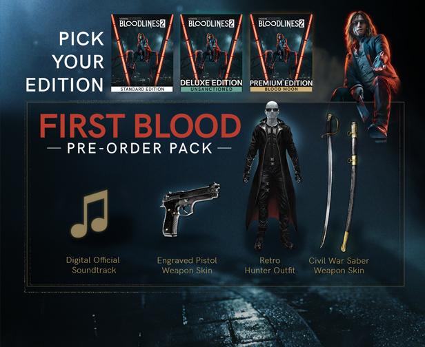 Vampire: The Masquerade - Bloodlines 2 (Steam RU) 2019