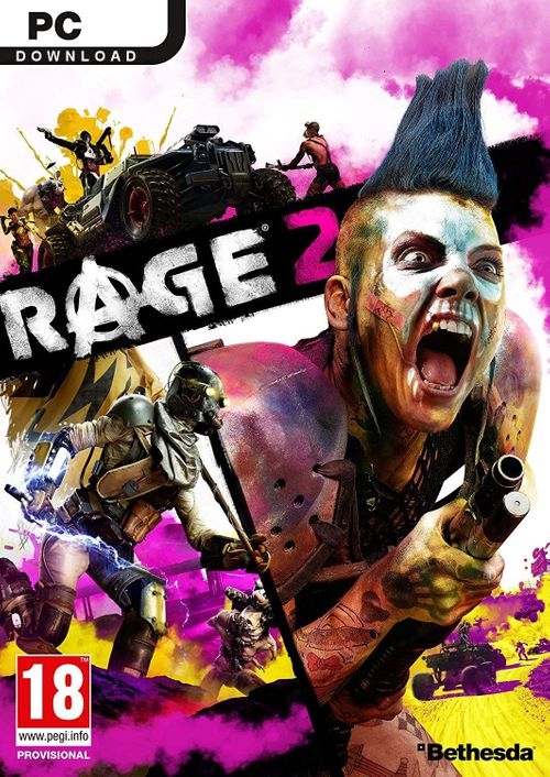 Rage 2 Standard Edition (Steam Gift RU)