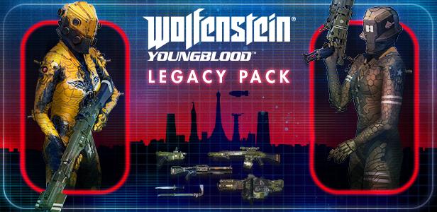 Wolfenstein: Youngblood / Deluxe (Steam Gift RU) 2019