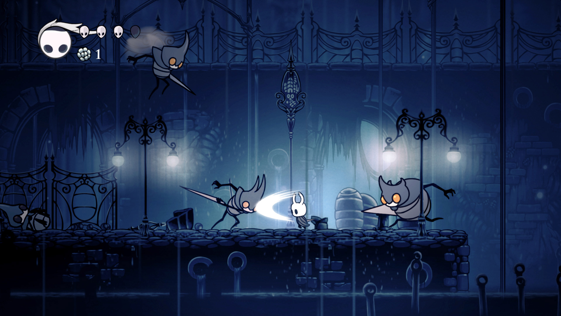 Hollow Knight (Steam Gift RU) 🔥