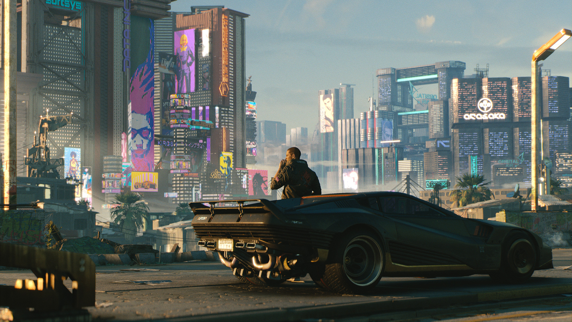 Cyberpunk 2077 (Steam Gift RU)