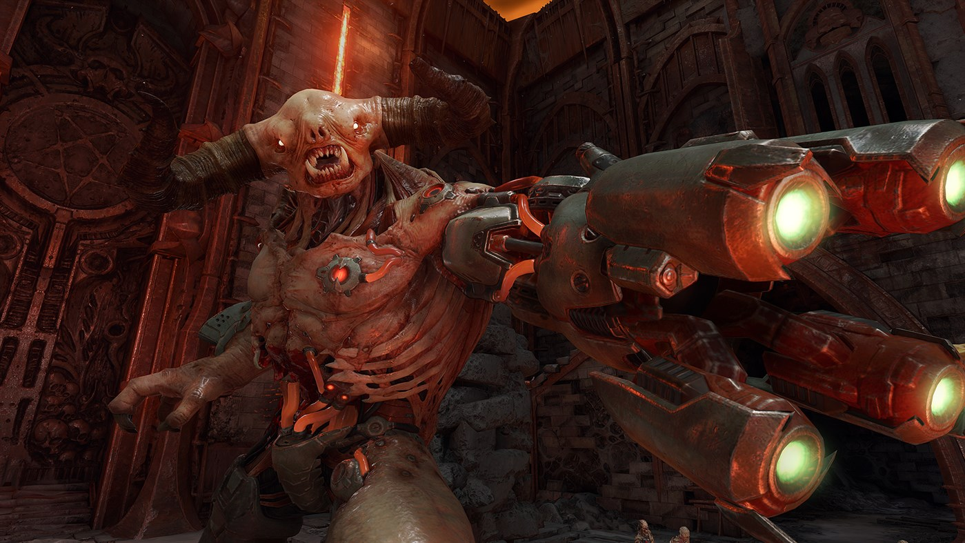 DOOM Eternal Standard Edition (Steam Gift RU) 🔥
