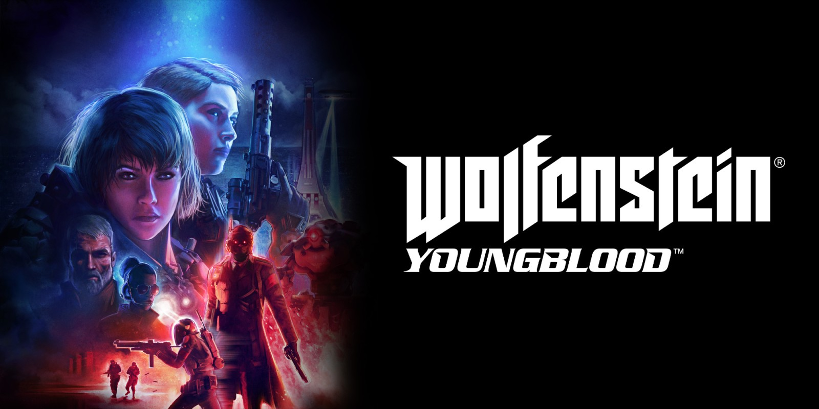 Wolfenstein: Youngblood + Control Nvidia KEY