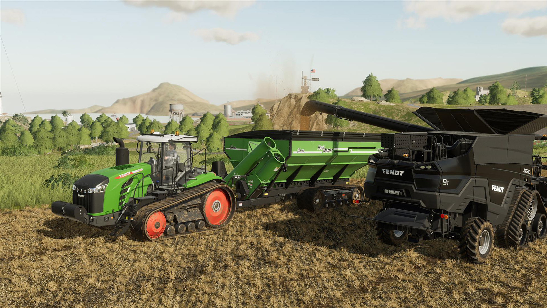 Farming Simulator 19 - Platinum Edition (Steam Gift RU)