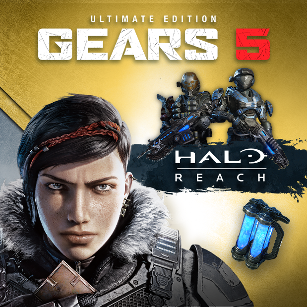 Gears 5 Ultimate Edition (Steam Gift Россия) 🔥 👑