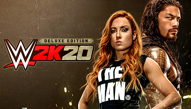 WWE 2K20 - Digital Deluxe (STEAM GIFT RU)