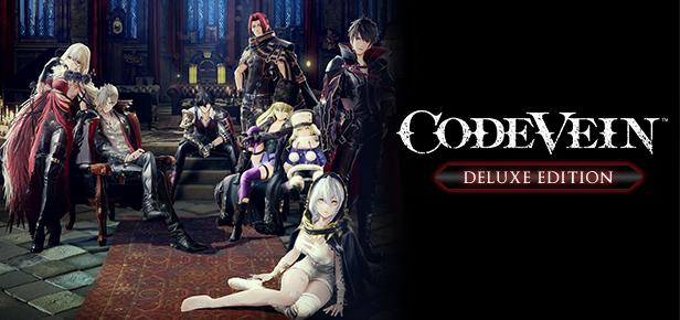 CODE VEIN Deluxe Edition (Steam Gift Россия)