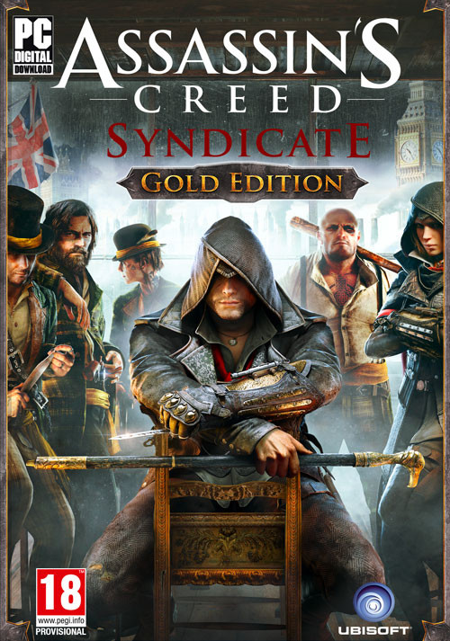 Assassins Creed Syndicate Gold (RU) (Steam Gift RU)