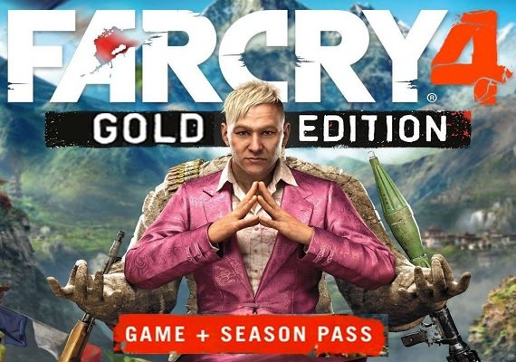 Far Cry 4 Gold Edition (Steam Gift RU)