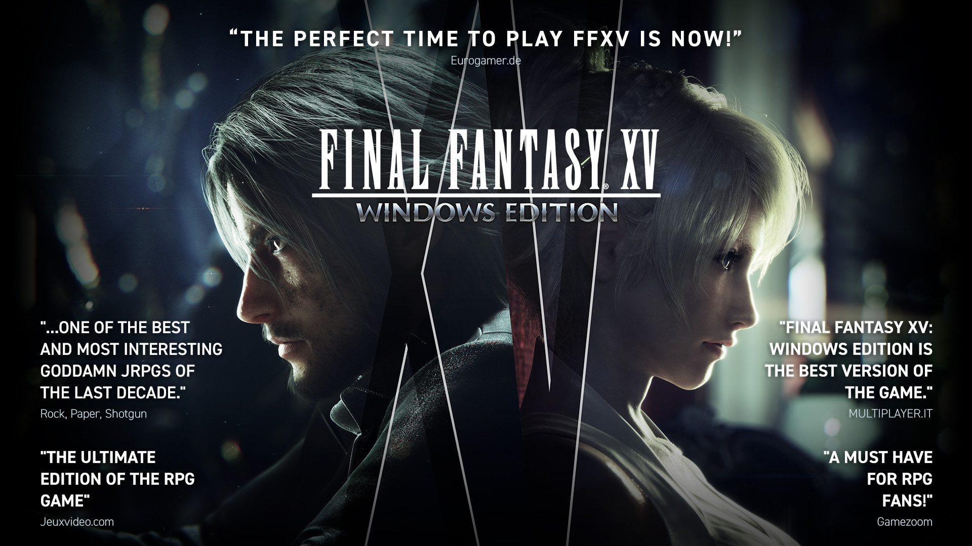 FINAL FANTASY XV WINDOWS EDITION (Steam Gift RU) 🔥