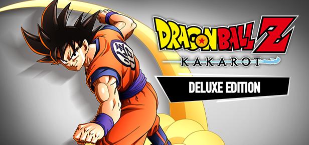 DRAGON BALL Z: KAKAROT Deluxe Edition (Steam Gift RU)