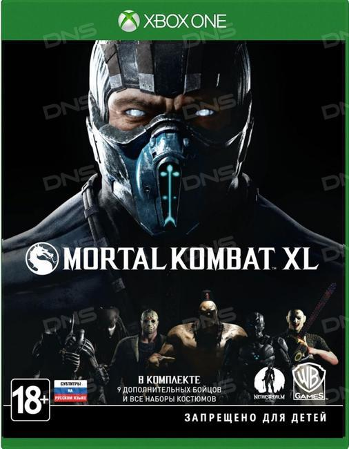 ✅ Mortal Kombat XL XBOX ONE Key / Digital code 🔑
