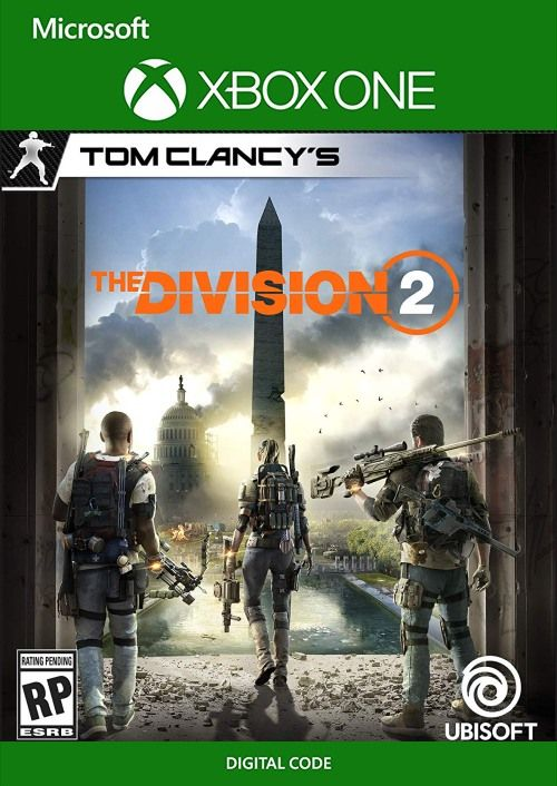 ✅ Tom Clancy's The Division 2 XBOX ONE X|S Ключ  🔑