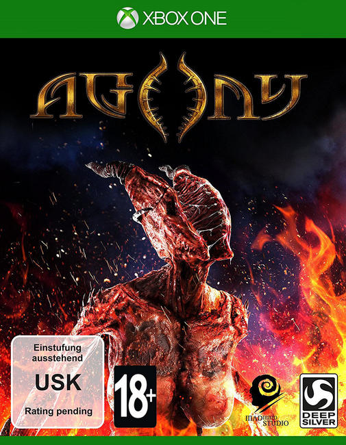 ✅ Agony 👹 XBOX ONE Key 👿 / Digital code 🔑