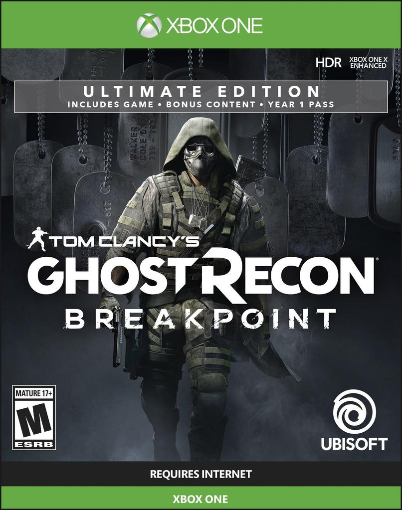 ✅ GHOST RECON BREAKPOINT - ULTIMATE EDITION XBOX KEY 🔑