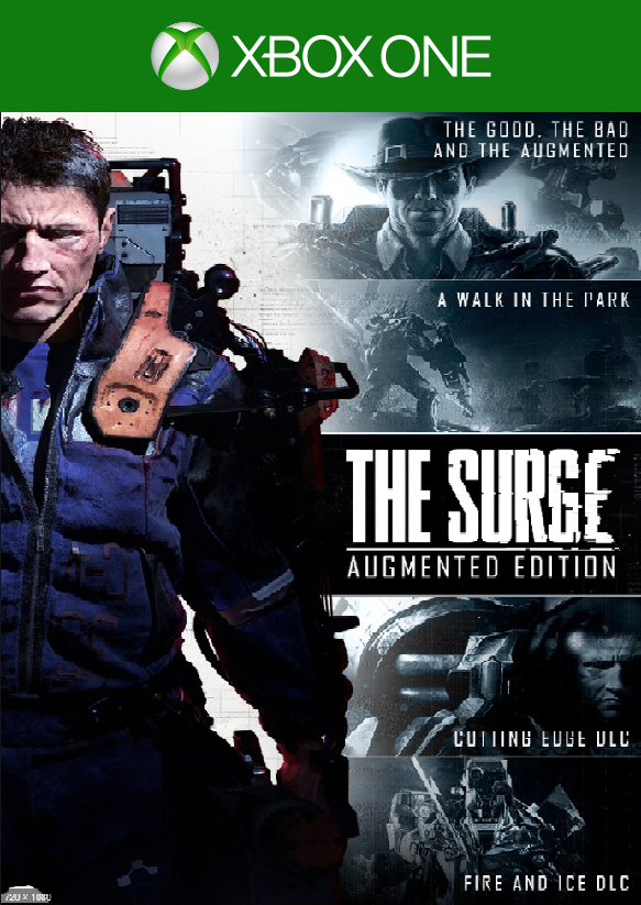 ✅ The Surge - Augmented Edition 🔥 ⭐ XBOX ONE KEY 🔑