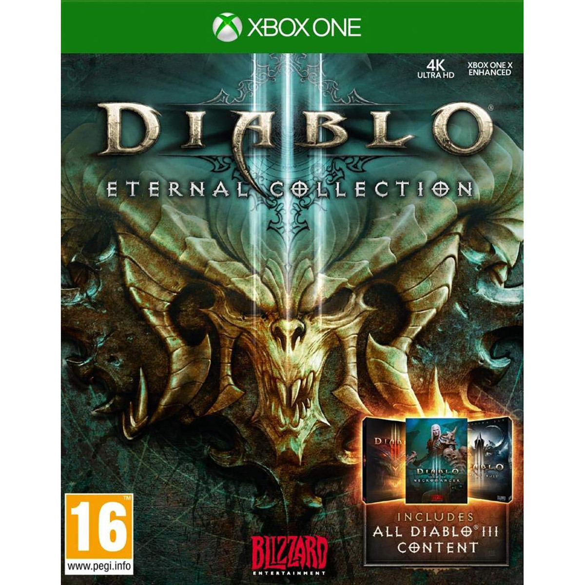 ✅ Diablo III: Eternal Collection 👹 XBOX ONE KEY 🔑