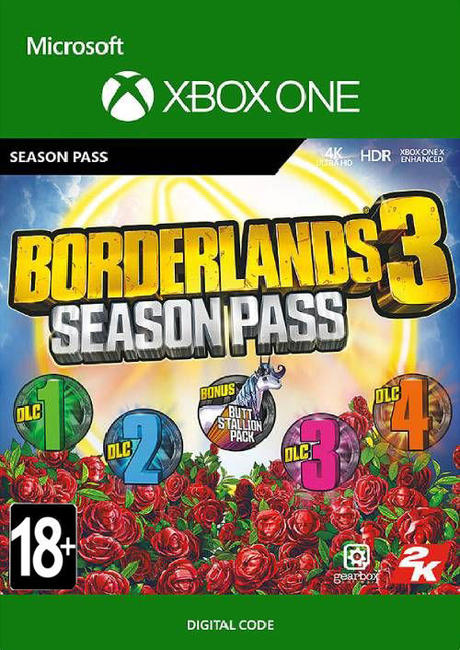 ✅ Borderlands 3 Season Pass XBOX ONE KEY / Digital 🔑