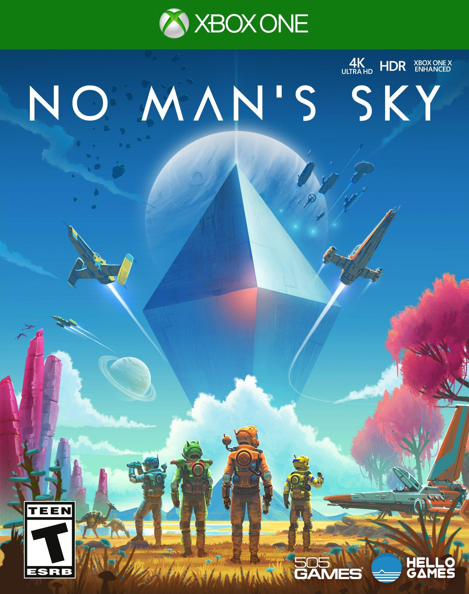 ✅ No Man´s Sky 🤖 XBOX ONE Key / Digital code 🔑