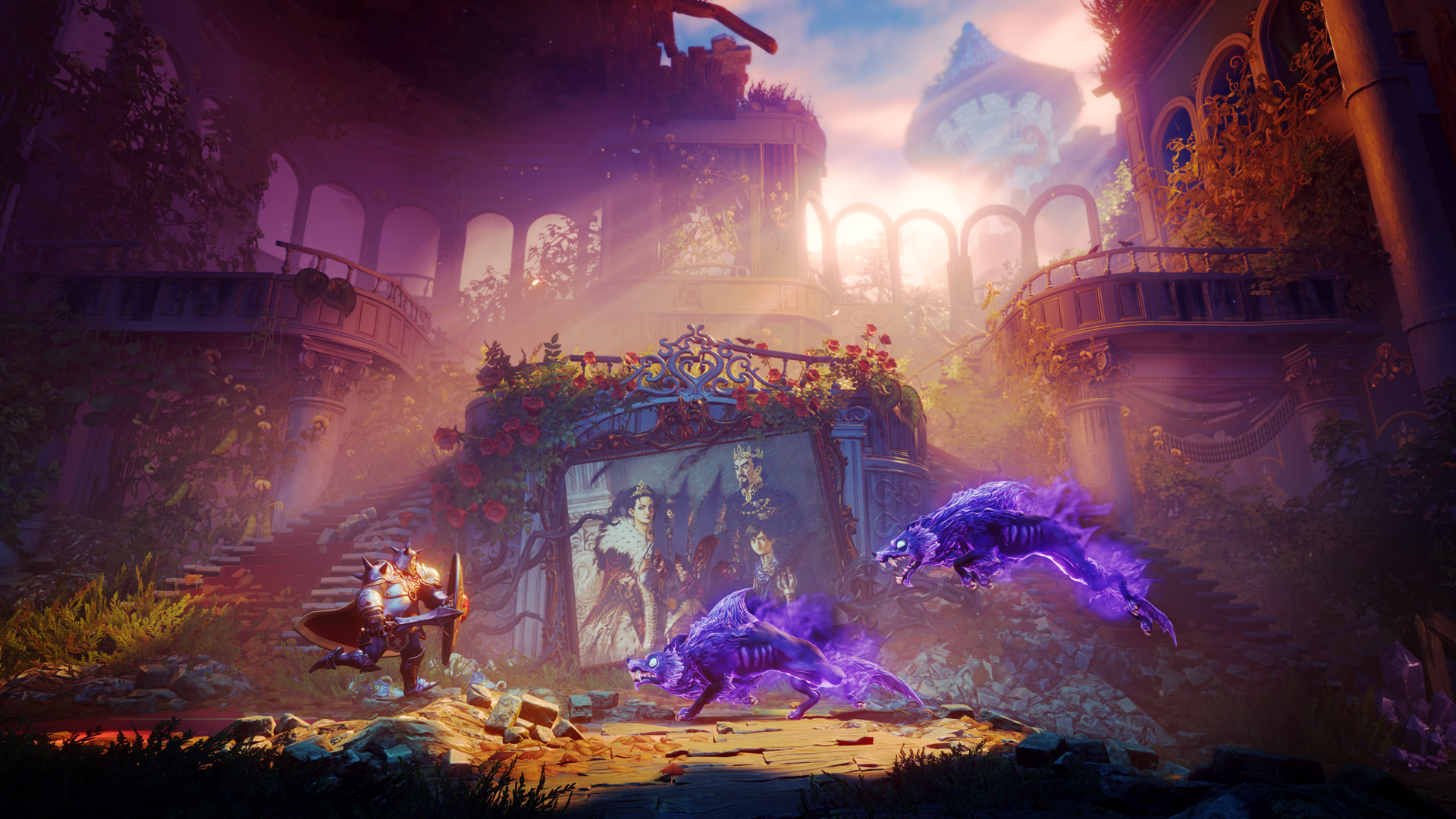 ✅ Trine: Ultimate Collection XBOX ONE KEY 🔑