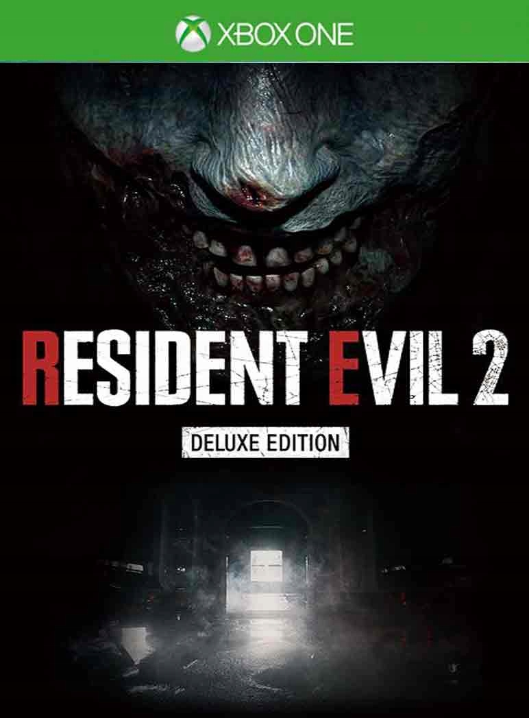 ✅ RESIDENT EVIL 2 👮 Deluxe Edition 👑 XBOX ONE Key 🔑