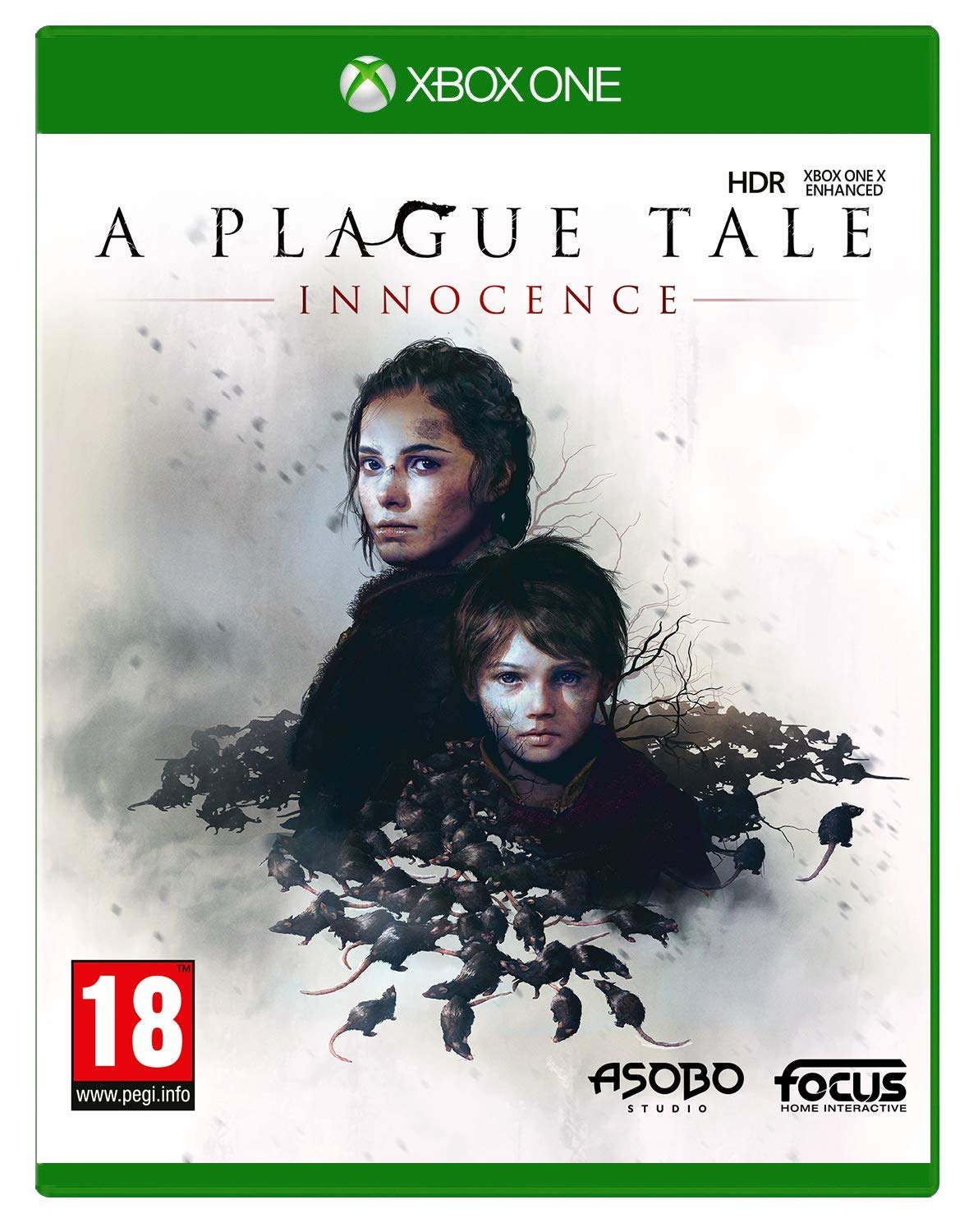 ✅ A Plague Tale: Innocence 🐀 XBOX ONE KEY 🔑