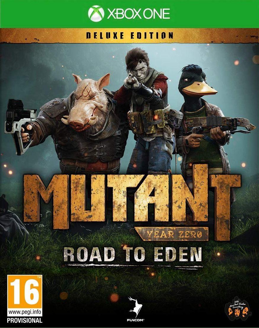 ✅ Mutant Year Zero: Road to Eden - Deluxe Edition XBOX