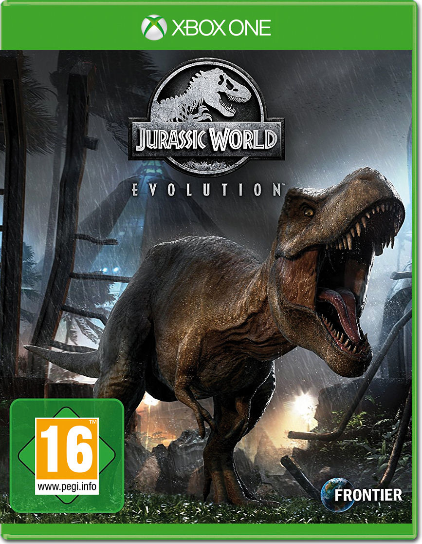 ✅ Jurassic World Evolution 🦖 XBOX ONE KEY / Digital 🔑
