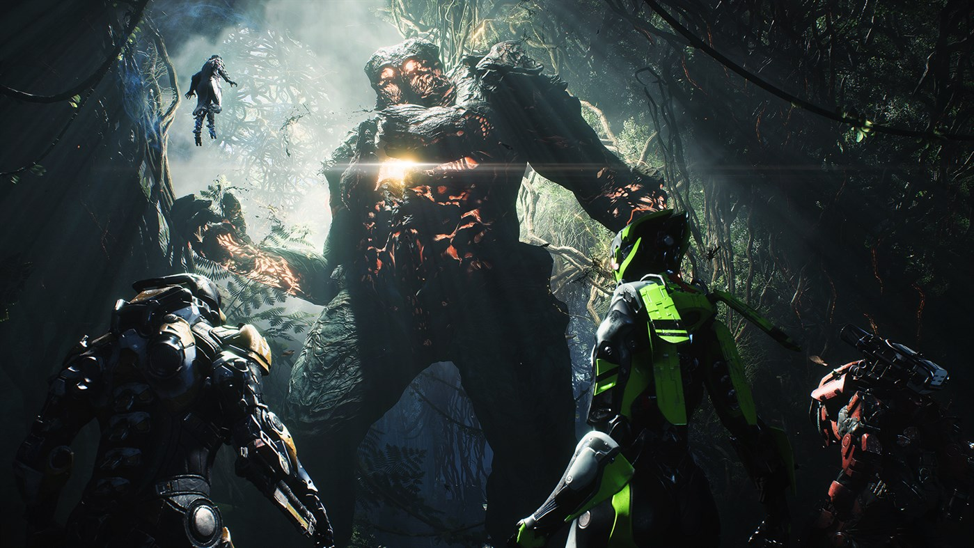 ✅ Anthem: Legion of Dawn Edition 👑 XBOX One Key 🔑