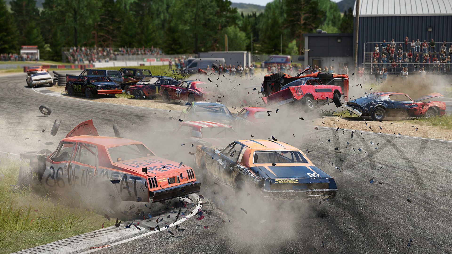 ✅ Wreckfest 🚘 XBOX ONE KEY 🏁 / Digital code 🔑