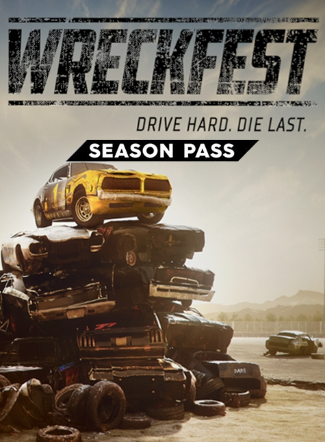 ✅ Wreckfest Season Pass 🚘 XBOX ONE Ключ / Цифровой🔑