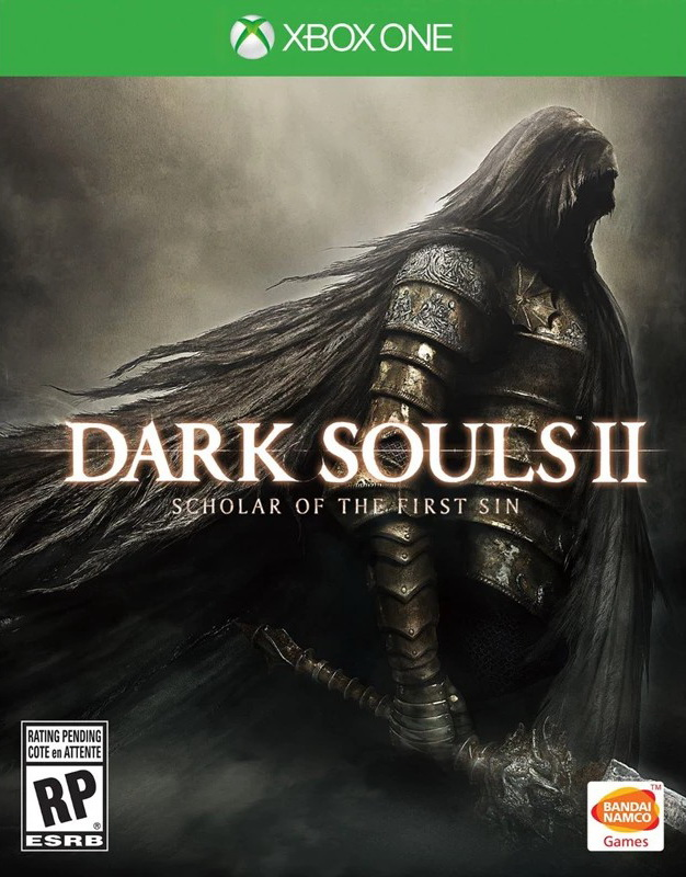 ✅ DARK SOULS II: Scholar of the First Sin XBOX ONE 🔑