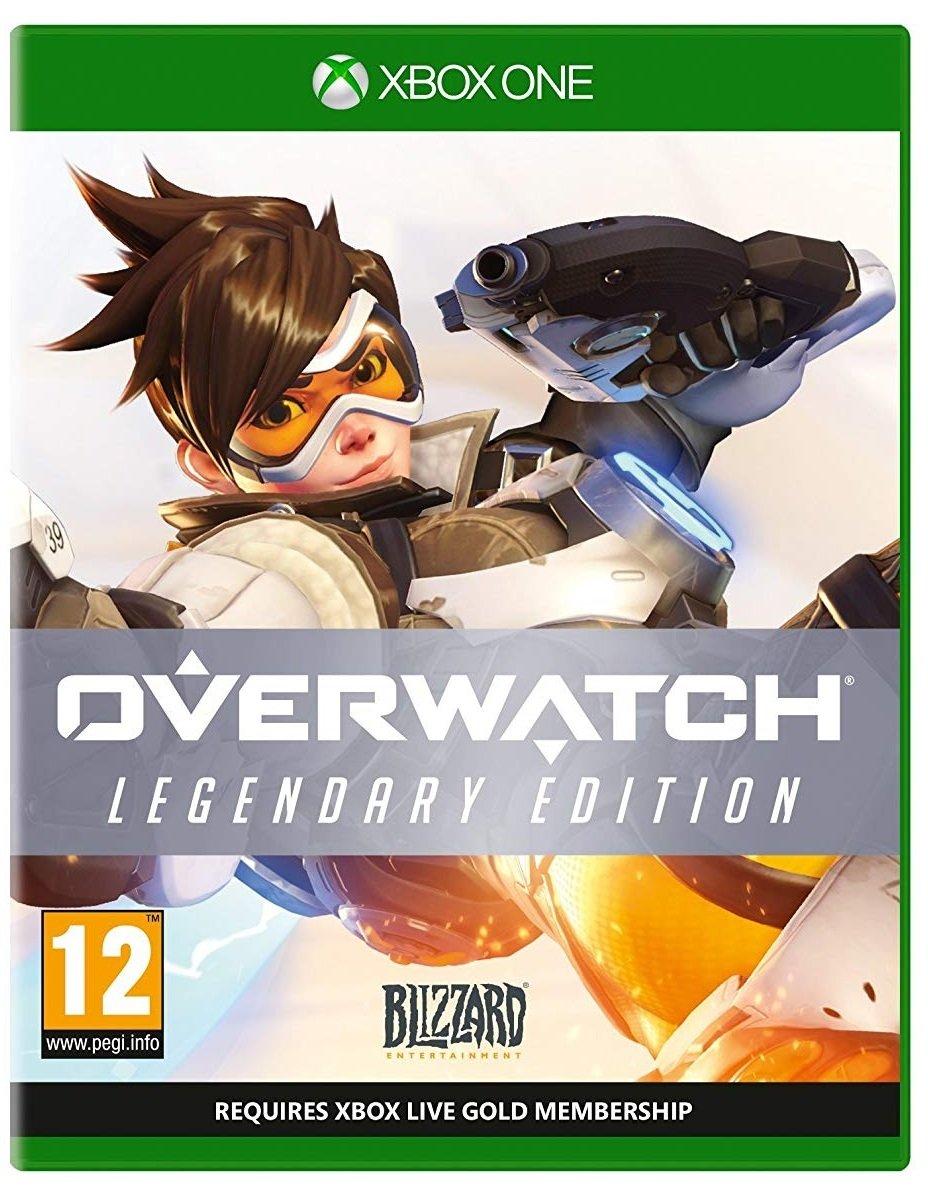 ✅ Overwatch Legendary Edition XBOX ONE Ключ 🔑