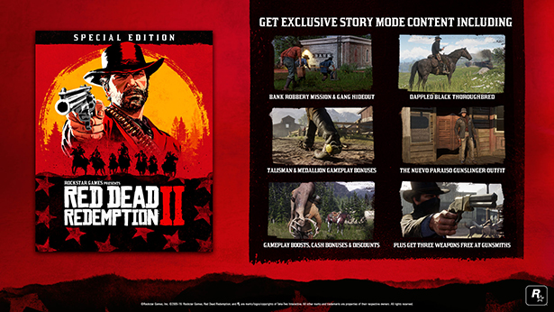 Red Dead Redemption 2: Special Edition (Steam Gift RU)