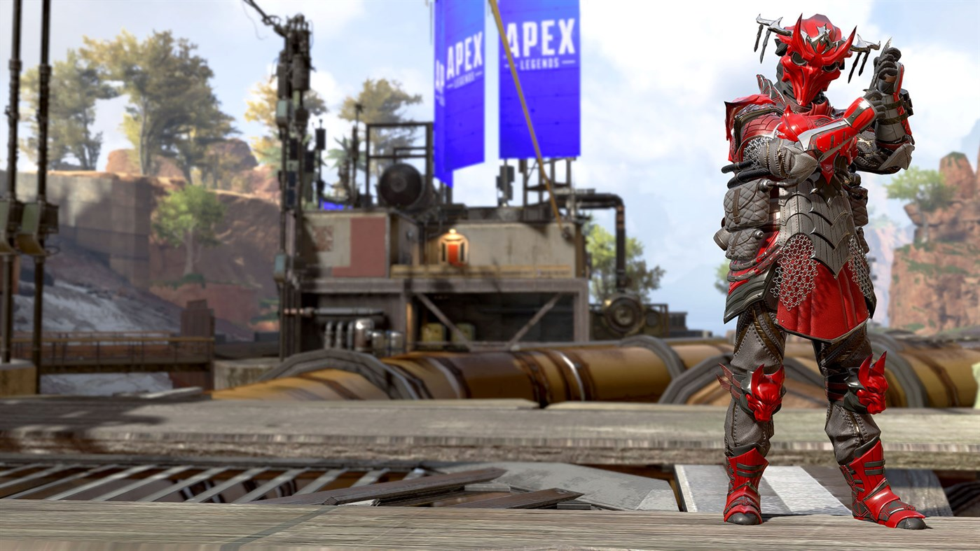 Apex Legends - Lifeline and Bloodhound Double Pack XBOX